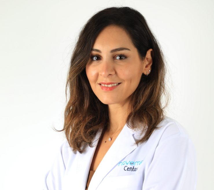 Dr Roula Saade